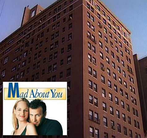 """Mad About You"" Paul and Jamie's apartment on TV 