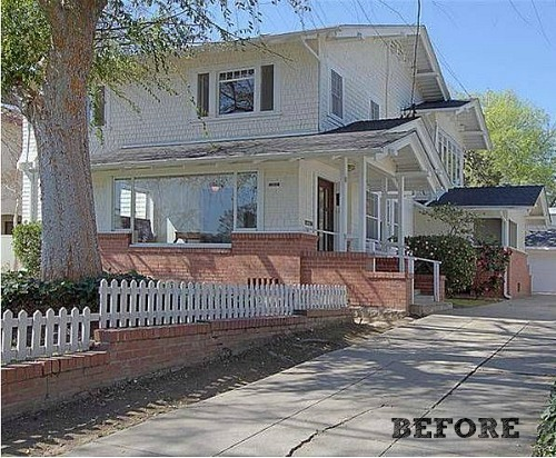 Old House in Pasadena BEFORE (2)