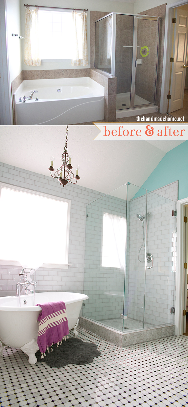 Mold Be Gone A Master Bath Makeover