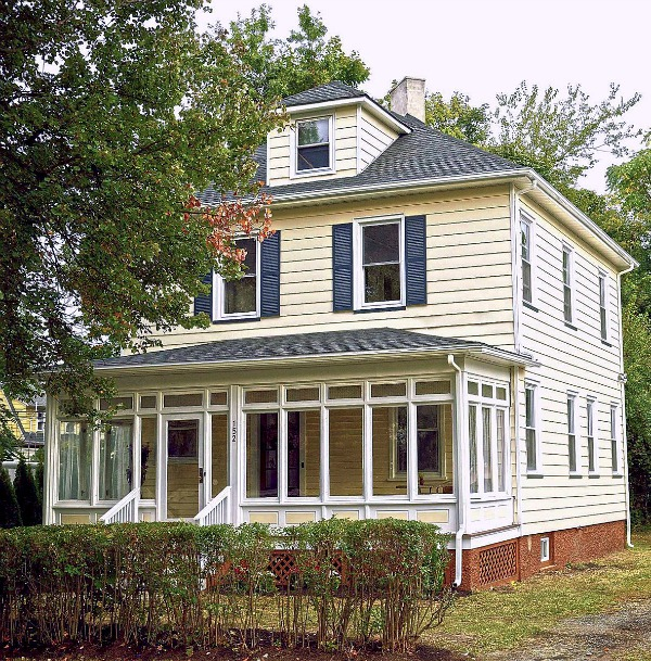 Giving an old house in south orange a fresh start for How to start renovating a house