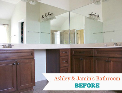 Mold Be Gone: A Master Bath Makeover