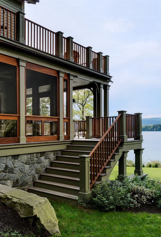 Lake House in Connecticut by Crisp Architects   hookedonhouses.net