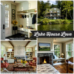 A Family Lake House in Connecticut | hookedonhouses.net