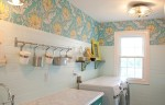 """A Laundry Room's """"Wow!"""" Makeover"""