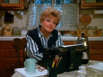 "Angela Lansbury ""Murder She Wrote"""