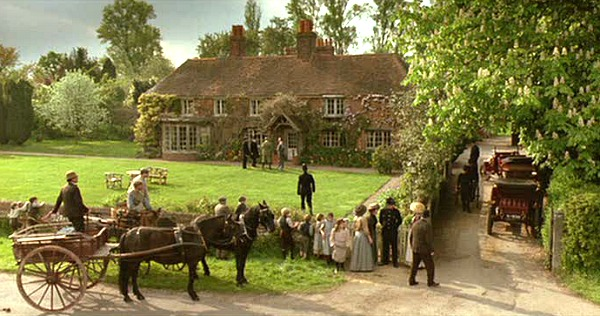 Howards End filming location | hookedonhouses.net