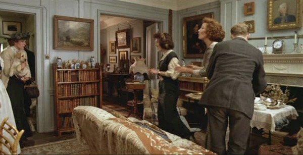 Howards End screenshot