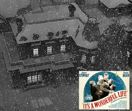 It's a Wonderful Life George Bailey's House Bedford Falls