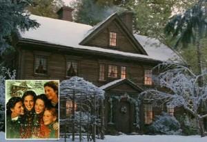 "Orchard House in ""Little Women"" | hookedonhouses.net"