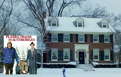 Planes Trains & Automobiles movie house