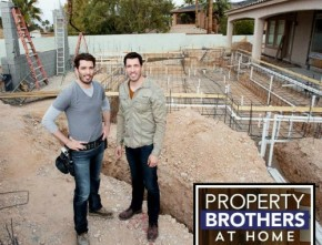 Property Brothers at Home on HGTV | hookedonhouses.net