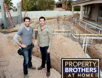 The Property Brothers at Home in Las Vegas