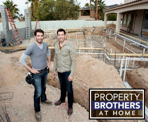 property brothers at home on hgtv - How Tall Is Jonathan Scott