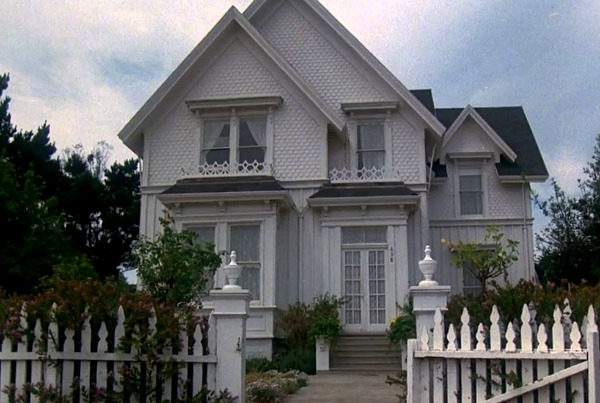 "Jessica Fletcher's House on ""Murder She Wrote"""