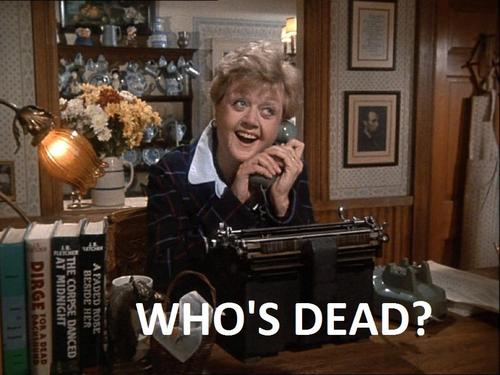 who is dead jessica fletcher