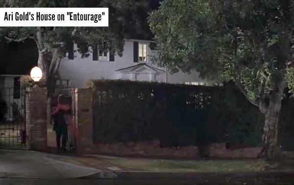 """Ari Gold's House on """"Entourage"""""""