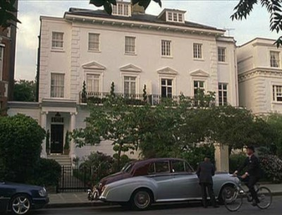 "For Sale: The London House from ""The Parent Trap"" Movie"