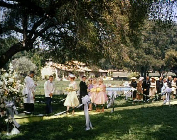 "The Original ""Parent Trap"" Movie Sets 
