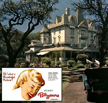 Pollyanna movie grand Victorian