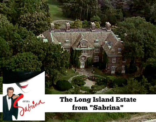 Salutation House used in Sabrina 1995 movie