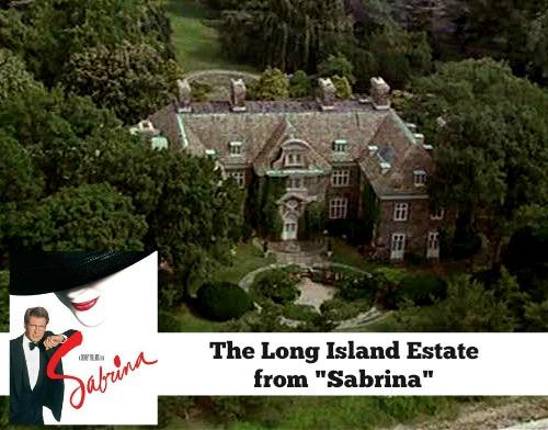 Salutation House used in Sabrina 1995 movie