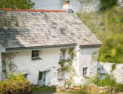 Sweetpea Cottage in Cornwall