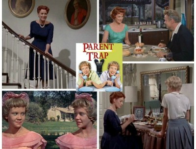 "The Original ""Parent Trap:"" Two Sisters, Two Houses"