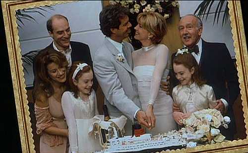 "The Wedding Finale ""The Parent Trap"" remake"