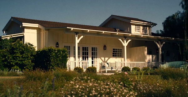 """Guest Cottage from """"The One I Love"""" movie"""