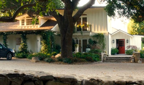 "The Main House in ""The One I Love"" Movie 