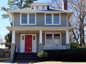 Shirley McLaine's Childhood home