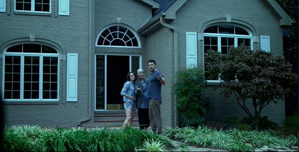 Gone Girl movie house | hookedonhouses.net