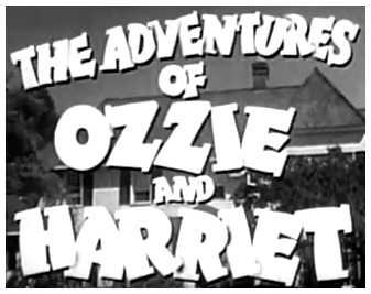 The Adventures of Ozzie and Harriet opening credits