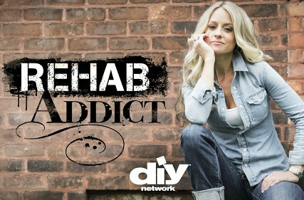 DIY Network Rehab Addict Nicole Curtis