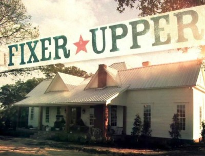 "HGTV Behind the Scenes: Chip & Joanna on ""Fixer Upper"""