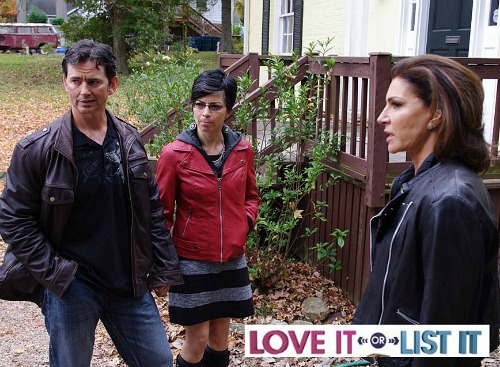 """What it was like to be on """"Love It or List It"""" Raleigh episode 