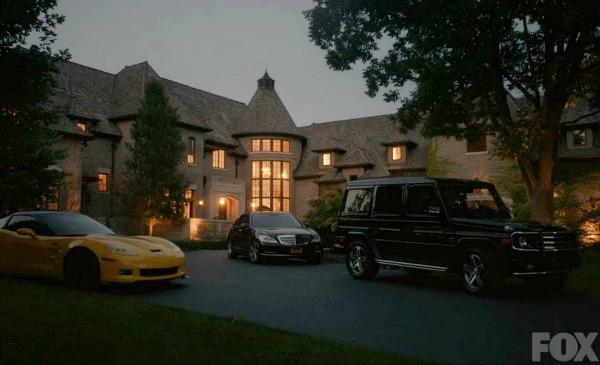 "Lucious Lyon's mansion on ""Empire"" | hookedonhouses.net"