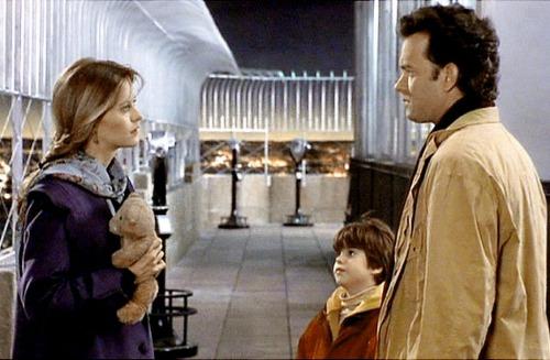 "Meg Ryan and Tom Hanks in ""Sleepless in Seattle"" | hookedonhouses.net"