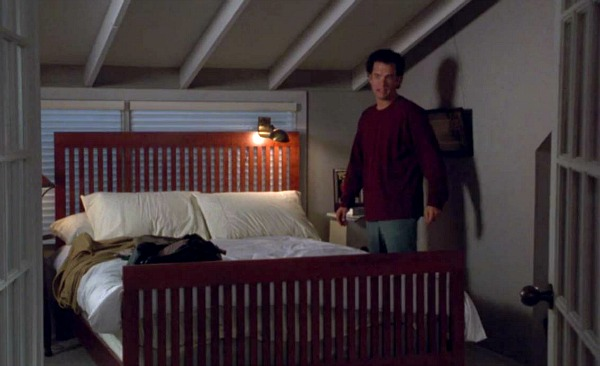 Sam's bedroom Sleepless in Seattle