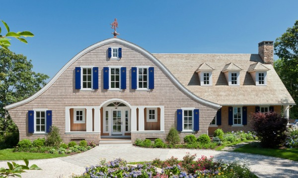 New House Inspired by Classic Shingled Summer Homes   Hooked on Houses
