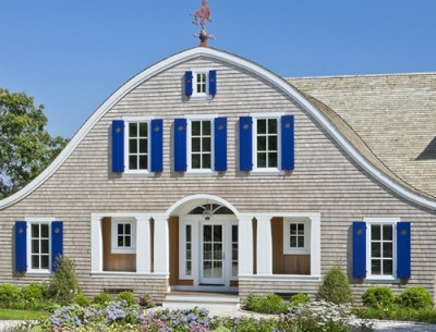 A New House Inspired by Classic Shingled Summer Homes