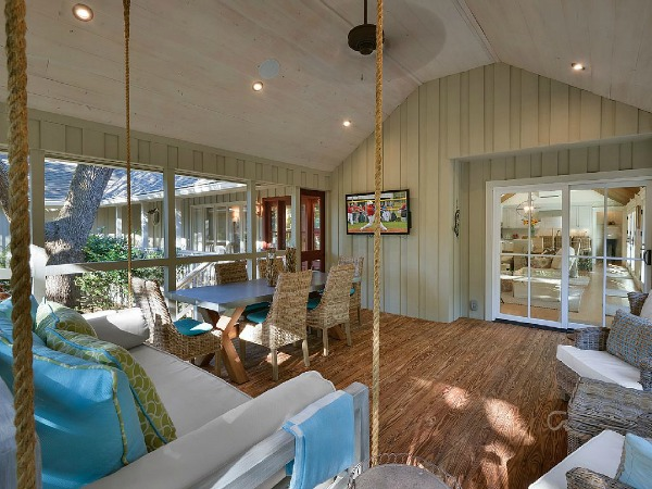 Kiawah Island Vacation Home Renovation | hookedonhouses.net