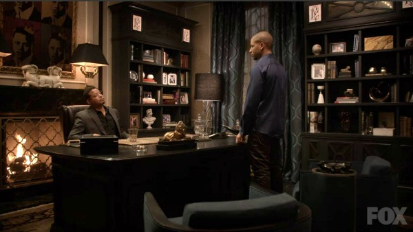 Lucious Lyon study on Empire