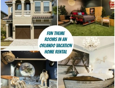 Orlando Theme Home Vacation Rental | hookedonhouses.net