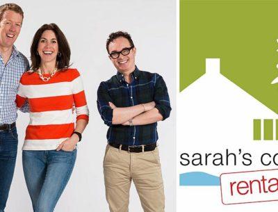 Sarah's Cottage Rental HGTV