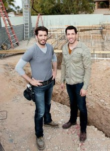 Property Brothers Jonathan and Drew Scott