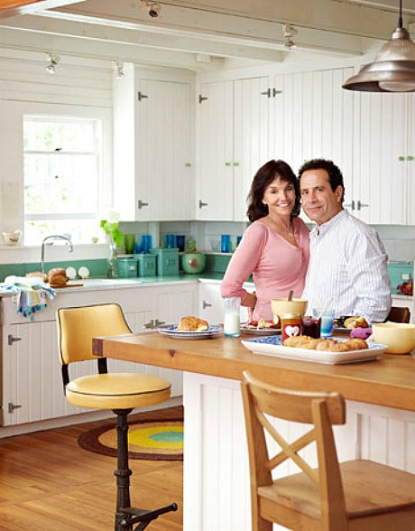 Tony Shalhoub and Brooke Adams Cottage on Martha's Vineyard