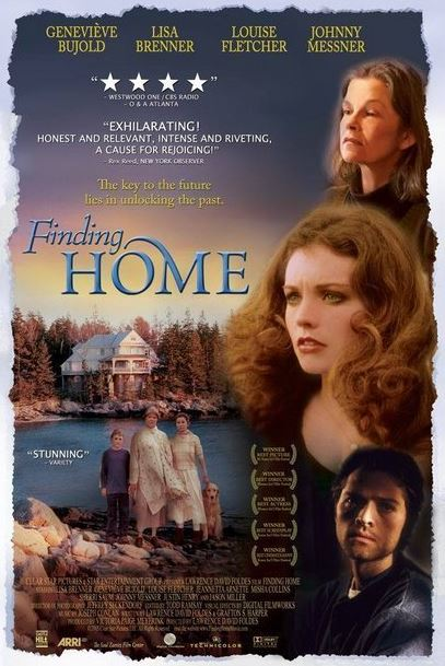 Finding Home movie poster