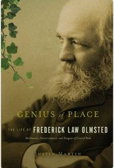 Genius of Place cover Olmsted biography