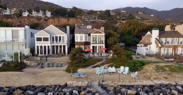 Grace and Frankie Broad Beach Malibu Beach Houses